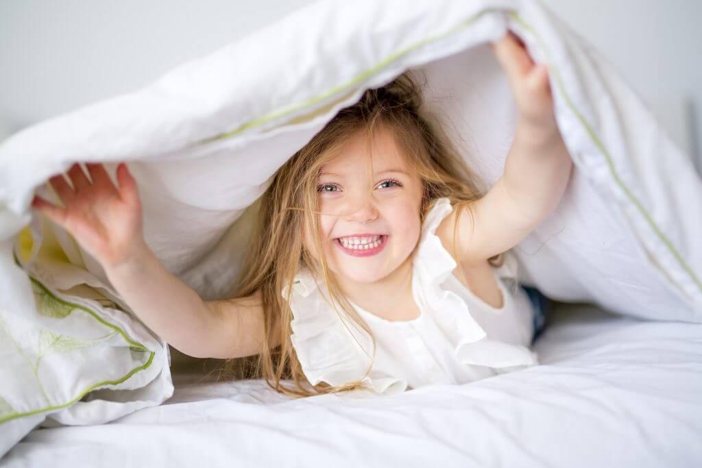 Eine Bettdecke – viele Aufgaben